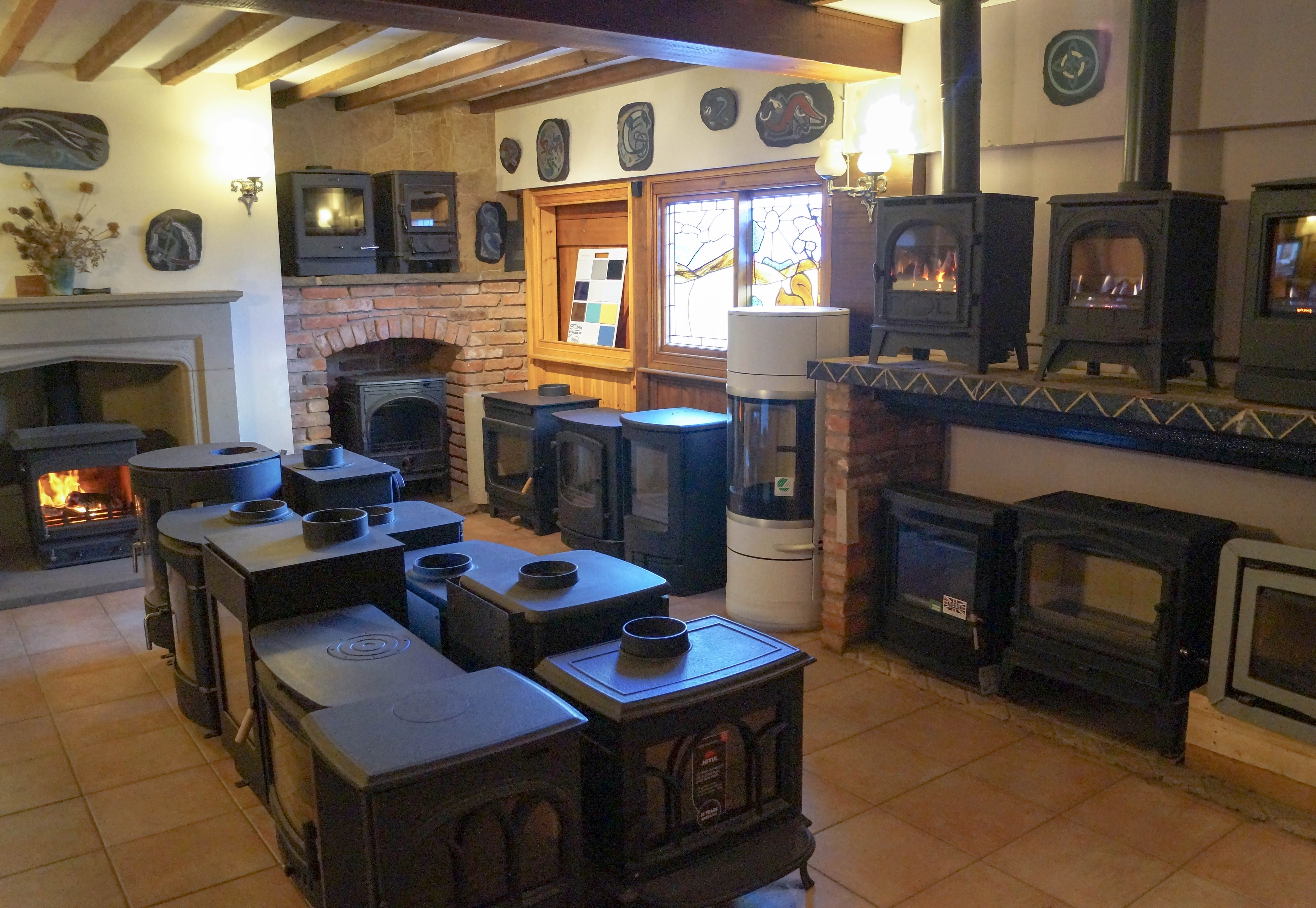 contact a r peet stoves