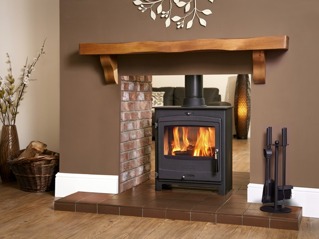 Portway 2 Double Sided A R Peet Stoves
