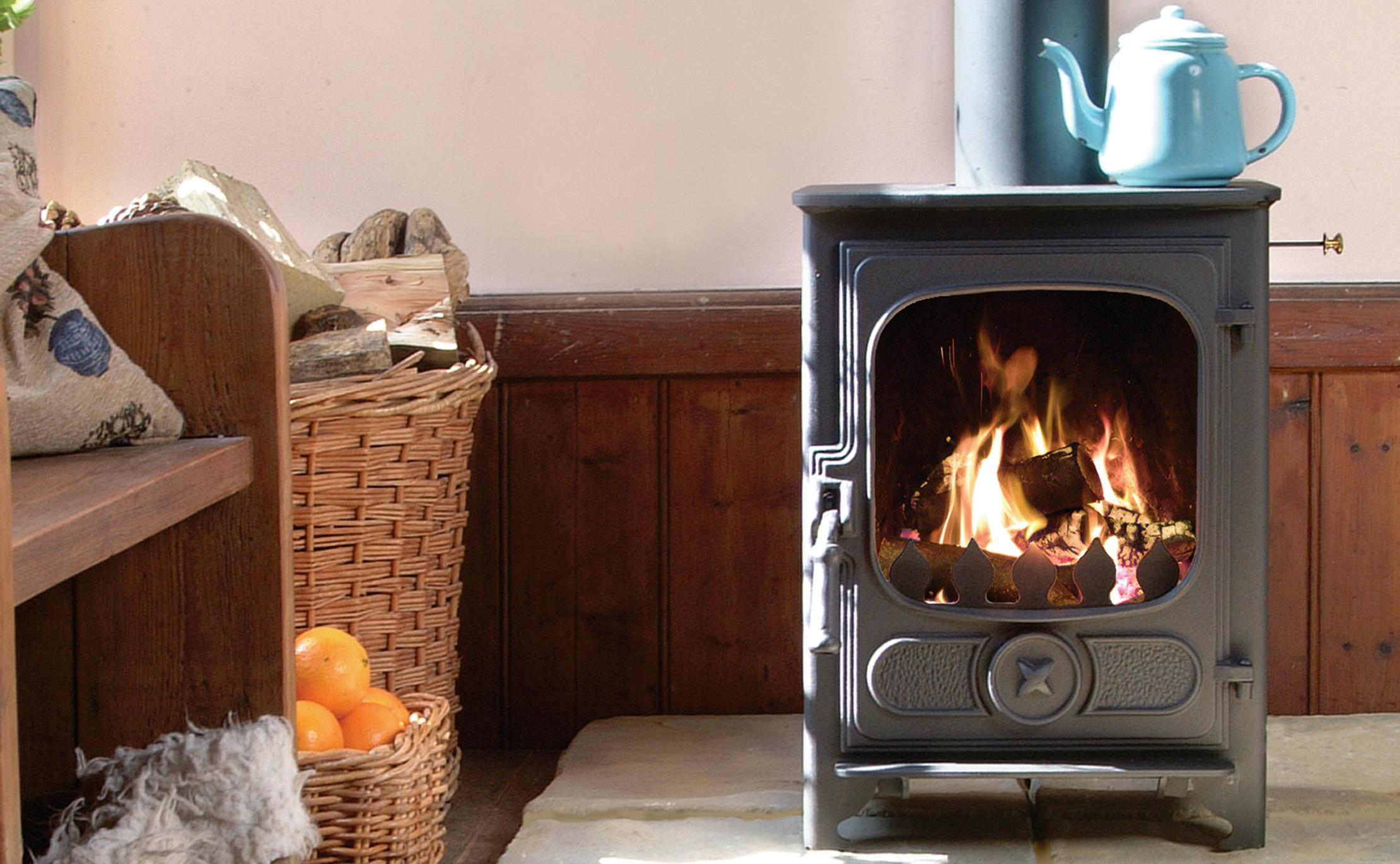 Charnwood Country 4 A R Peet Stoves
